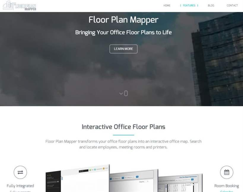 Announcing new floor plan mapper website for Interactive office floor plan